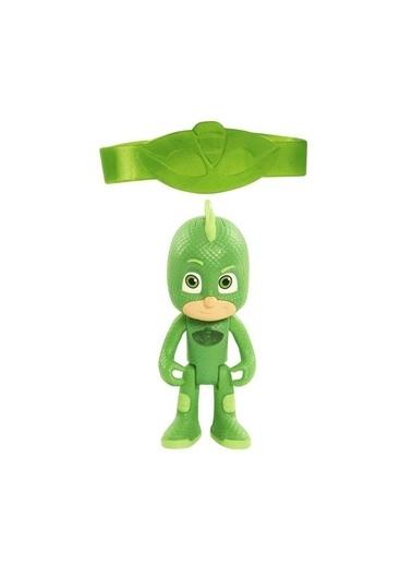 Dickie Toys Pija Maskeliler Tekli Işıklı Figürler Yeşil